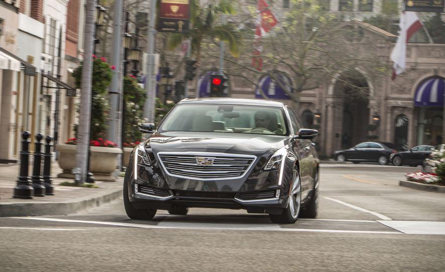 2016 Cadillac CT6 Platinum AWD - Slide 6