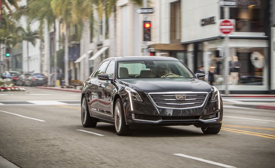 2016 Cadillac CT6 Platinum AWD - Slide 7