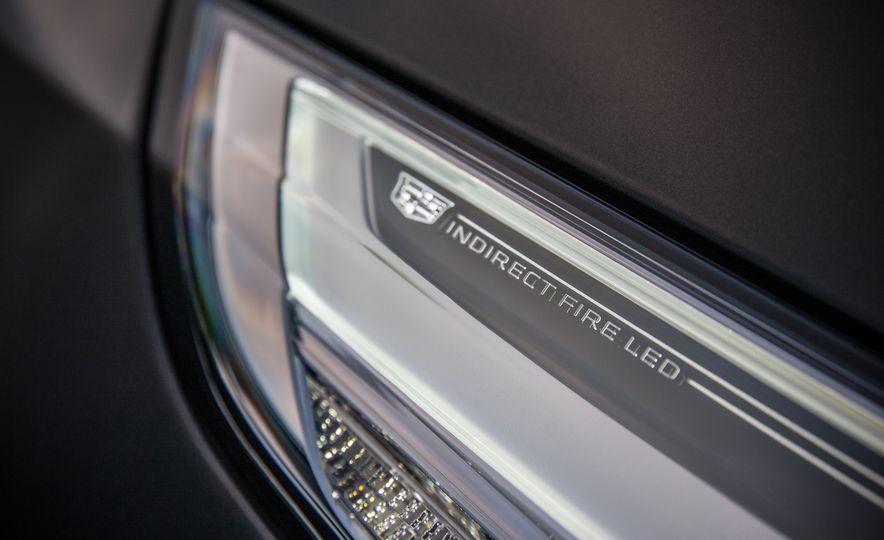2016 Cadillac CT6 Platinum AWD - Slide 16