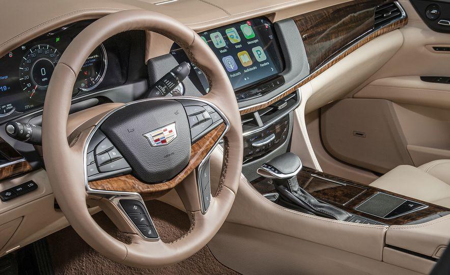 2016 Cadillac CT6 Platinum AWD - Slide 17