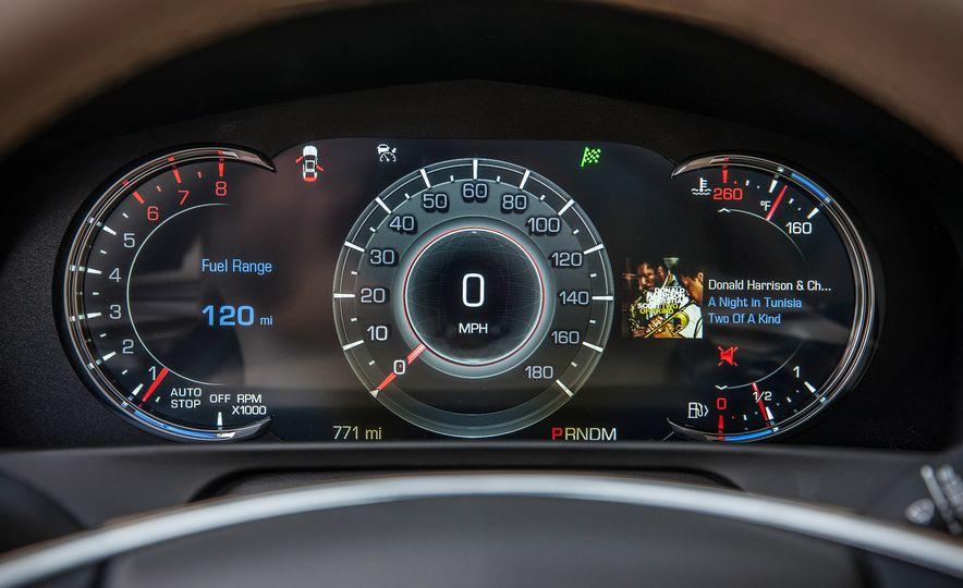 2016 Cadillac CT6 Platinum AWD - Slide 20