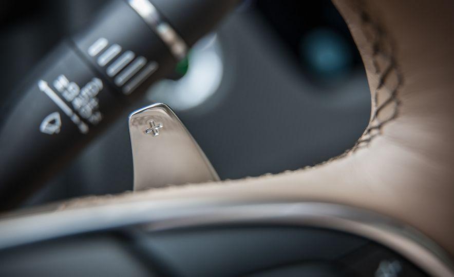 2016 Cadillac CT6 Platinum AWD - Slide 25