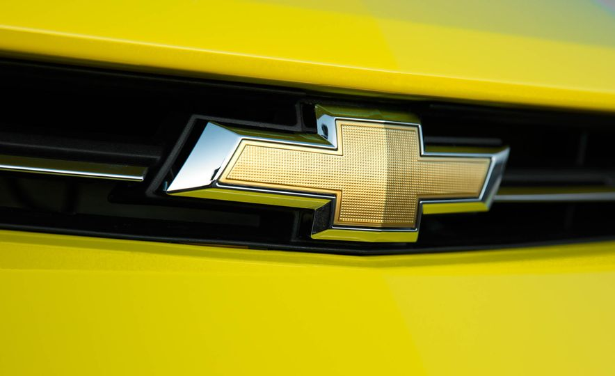 2016 Chevrolet Camaro SS convertible - Slide 23