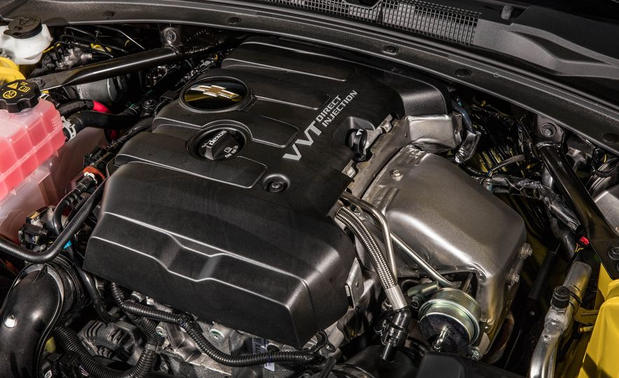 2016 Chevrolet Camaro SS convertible - Slide 31