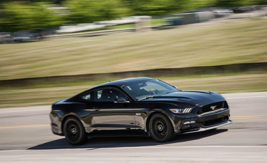 2016 Ford Mustang GT - Slide 49