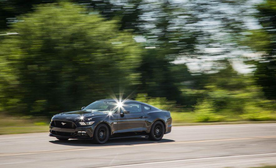 2016 Ford Mustang GT - Slide 51