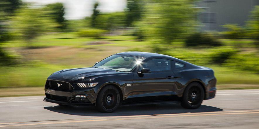 2016 Ford Mustang GT - Slide 52