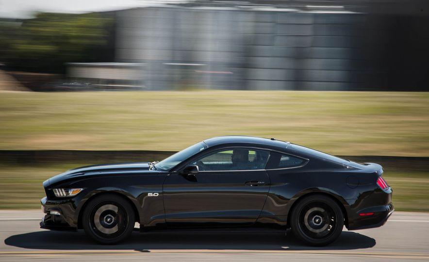 2016 Ford Mustang GT - Slide 53