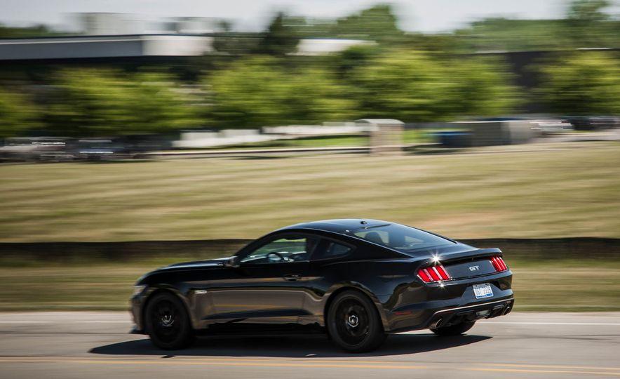 2016 Ford Mustang GT - Slide 54
