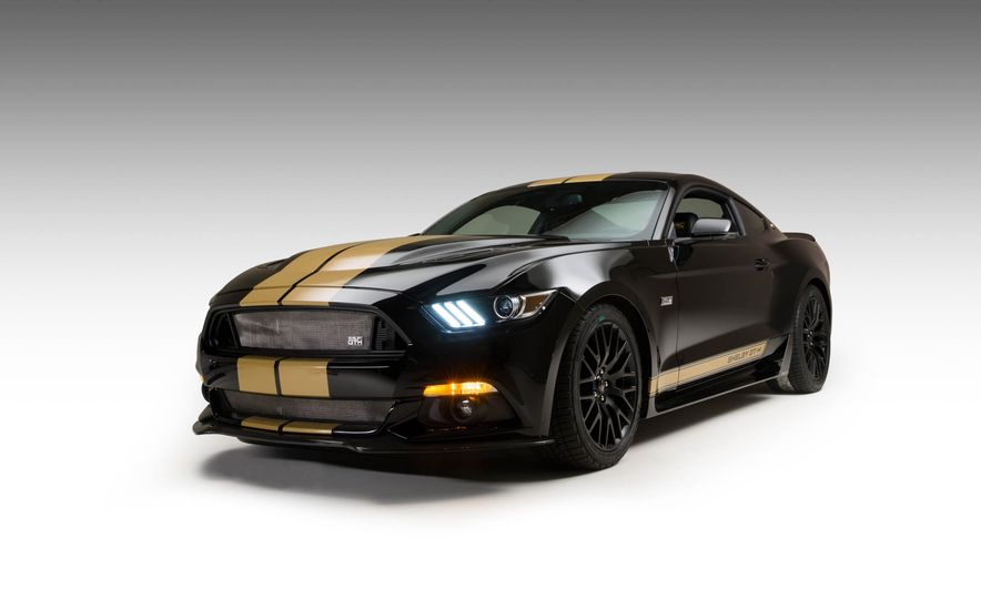 2016 Ford Mustang Shelby GT-H - Slide 1