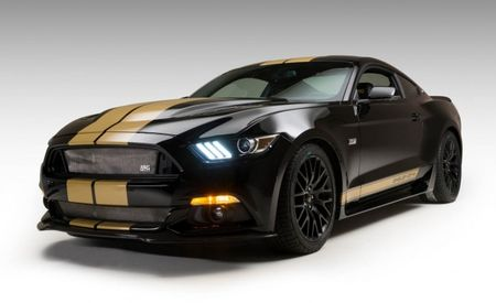 2016 Ford Mustang GT-H: The Hertz Rent-A-Racer That You Definitely Shouldn't Race