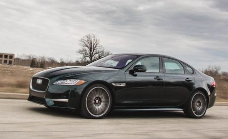 Win Diesel: 2017 Jaguar XF Arrives with Diesel, Price Cuts, and EPA Estimates