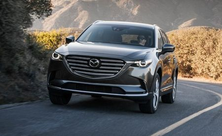 Redesigned 2016 Mazda CX-9 Priced from $32,420