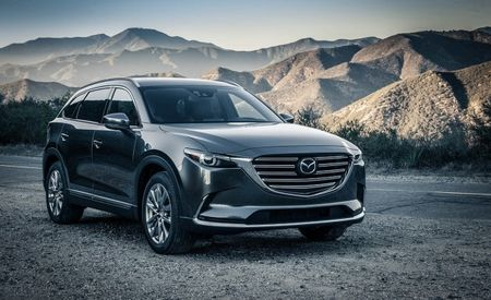 Per the EPA, 2016 Mazda CX-9 Three-Row Is Most Efficient Non-Hybrid in Its Class