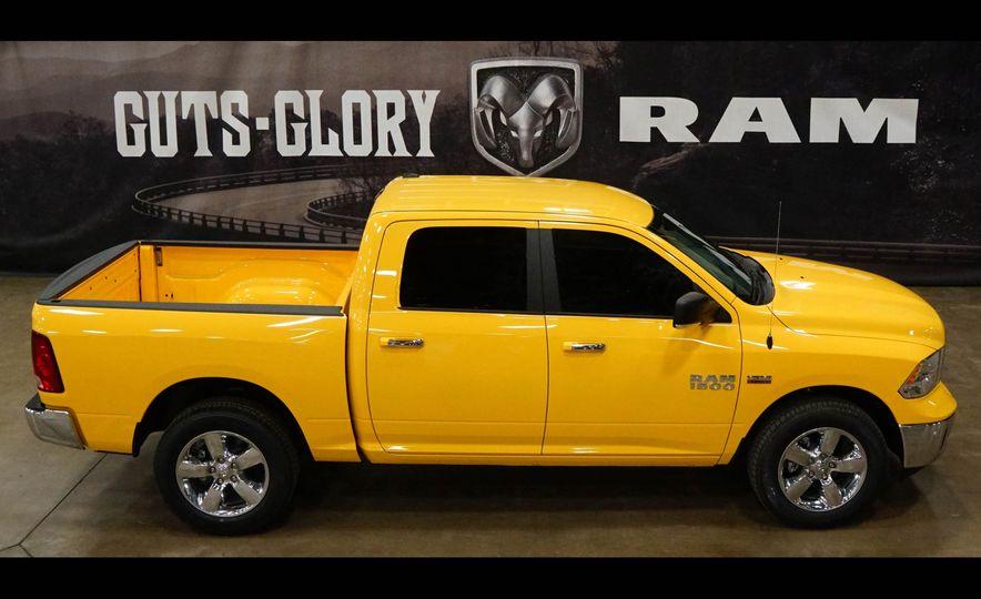 2016 Ram 1500 Yellow Rose of Texas Edition - Slide 2