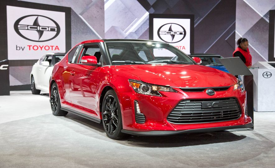 2016 Scion tC Release Series 10.0 - Slide 1