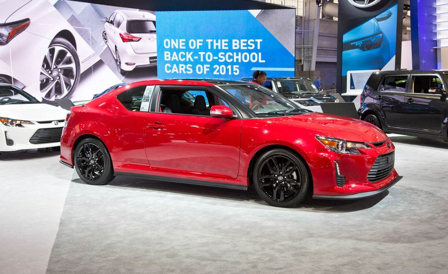 2016 Scion tC Release Series 10.0 - Slide 2