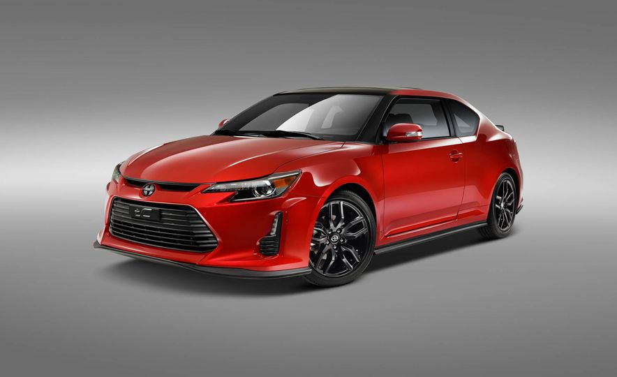 2016 Scion tC Release Series 10.0 - Slide 13