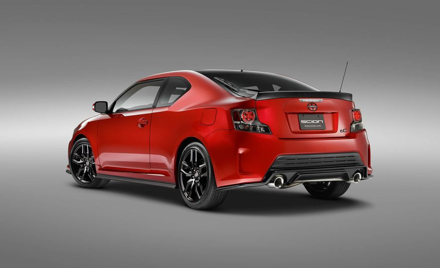 2016 Scion tC Release Series 10.0 - Slide 15