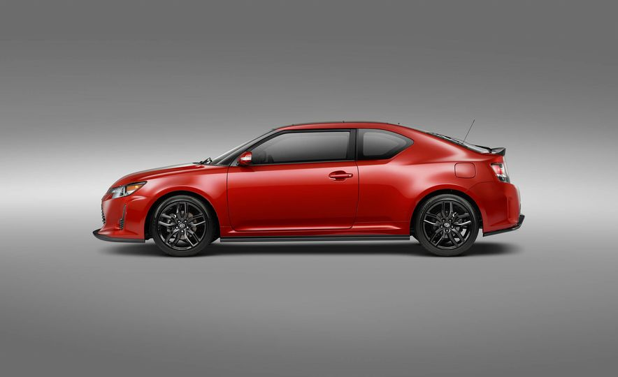 2016 Scion tC Release Series 10.0 - Slide 14