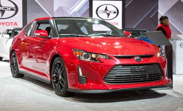 Scion tc 2016 specs