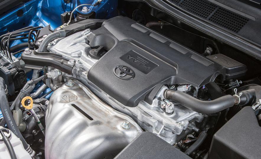2016 Toyota Camry SE, 2016 Chevrolet Malibu LT, 2016 Honda Accord Sport, and 2016 Mazda 6 i Touring - Slide 64