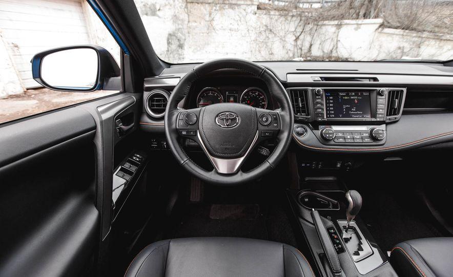 2016 Toyota RAV4 SE - Slide 36