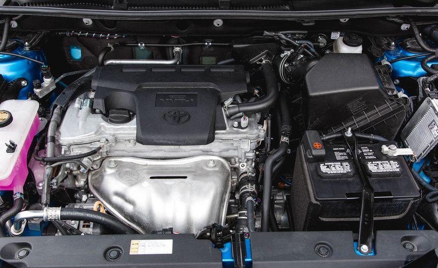 2016 Toyota RAV4 SE - Slide 47