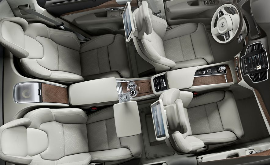 2016 Volvo XC90 T8 Excellence Edition - Slide 6