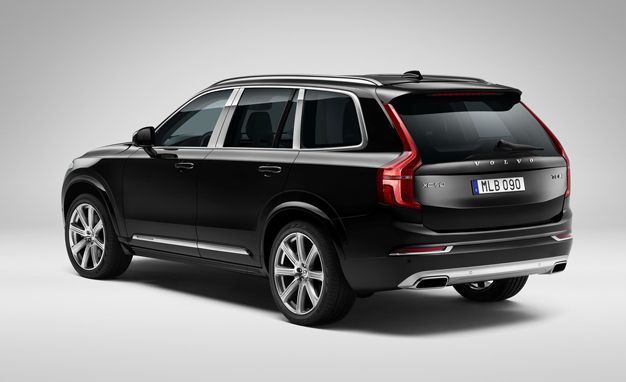 Volvo XC90 Reviews Volvo XC90 Price s and Specs