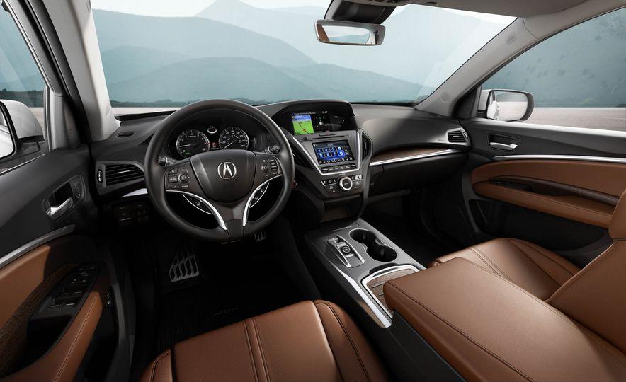2017 Acura MDX - Slide 17
