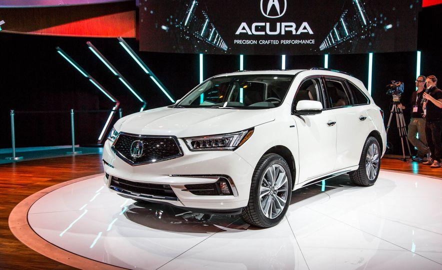 2017 Acura MDX - Slide 1
