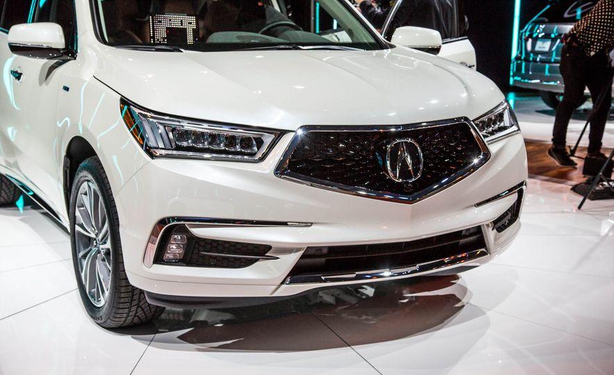2017 Acura MDX - Slide 6