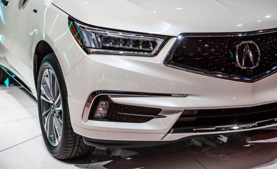 2017 Acura MDX - Slide 7