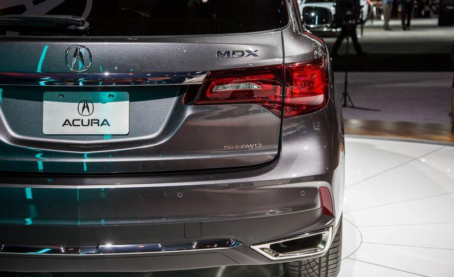 2017 Acura MDX - Slide 11