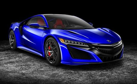 How We'd Spec It: The 2017 Acura NSX Best Equipped for the Supercar Hustle