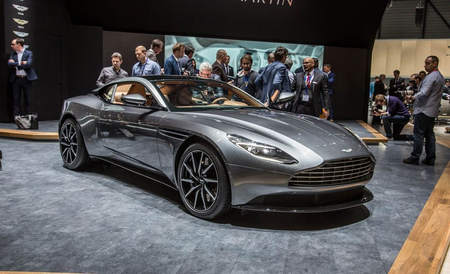 2017 Aston Martin DB11 - Slide 1