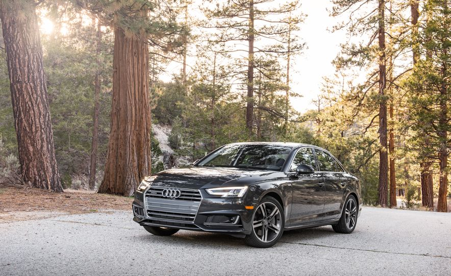 2017 Audi A4 - Slide 10