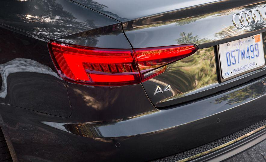 2017 Audi A4 - Slide 17