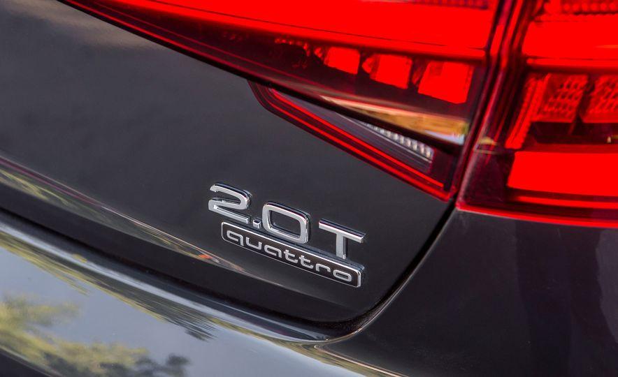 2017 Audi A4 - Slide 22