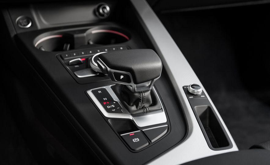 2017 Audi A4 - Slide 28