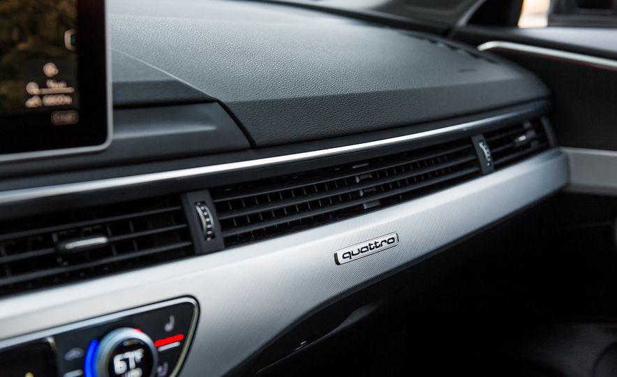 2017 Audi A4 - Slide 33