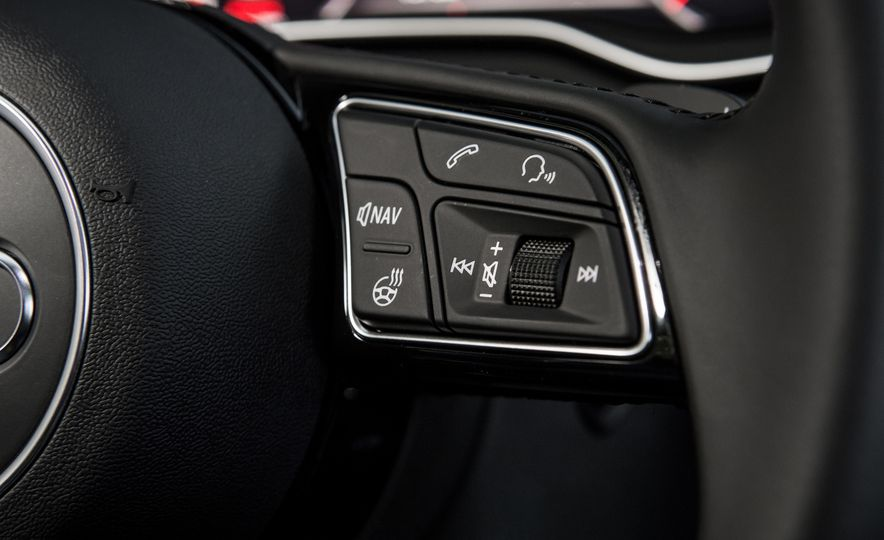 2017 Audi A4 - Slide 36