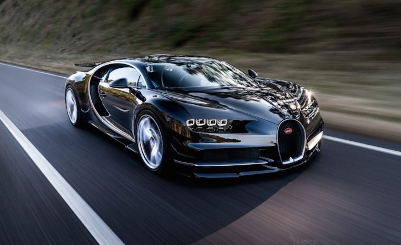 Big Money: The Most Expensive Production Cars You Can Buy Today - Slide 52