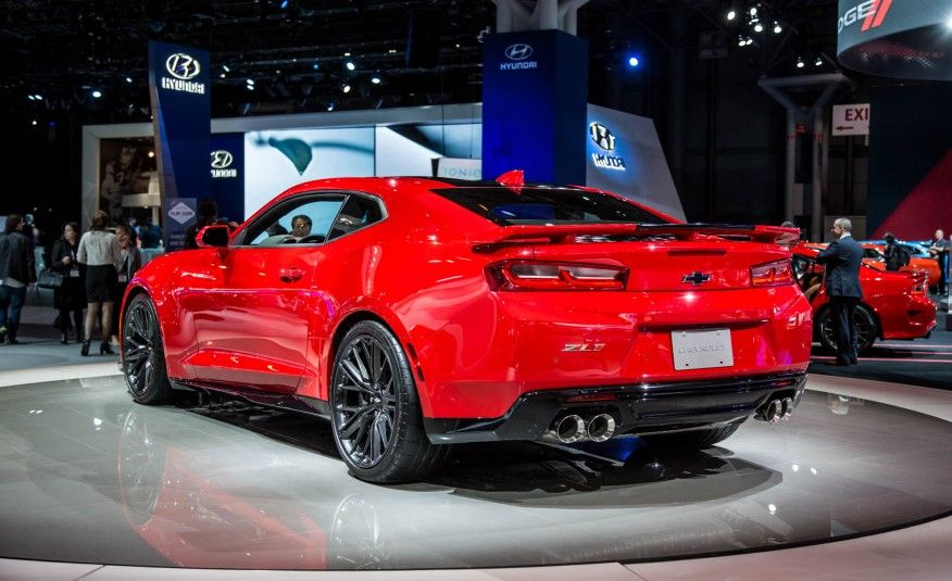 The 10 Must-See Debuts from the 2016 New York Auto Show - Slide 5