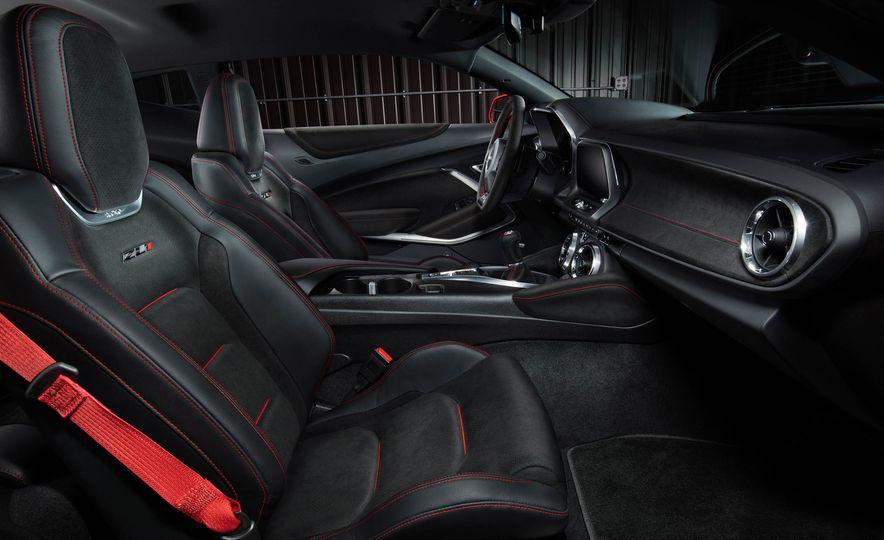 2017 Chevrolet Camaro ZL1 - Slide 7