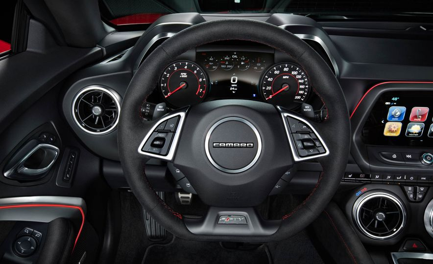 2017 Chevrolet Camaro ZL1 - Slide 8