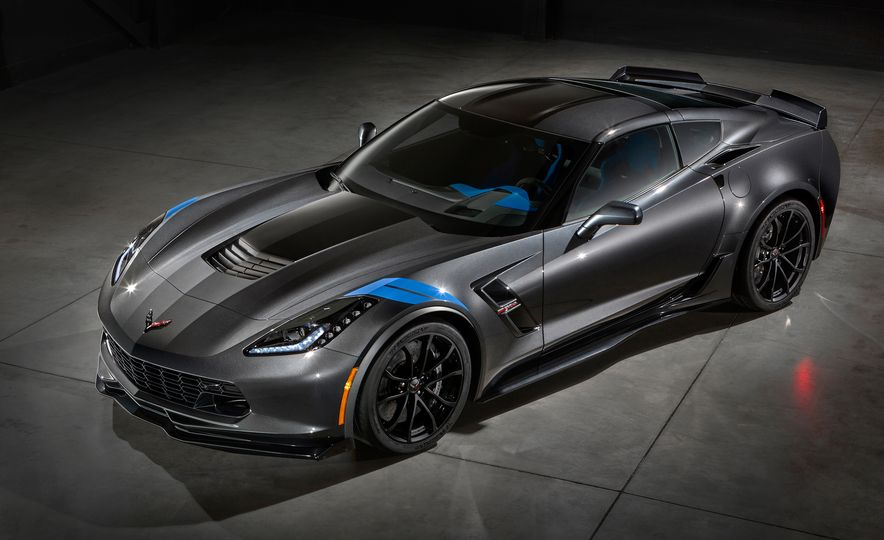 2017 Chevrolet Corvette Grand Sport - Slide 16