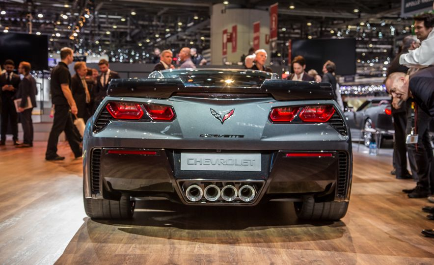 2017 Chevrolet Corvette Grand Sport - Slide 6