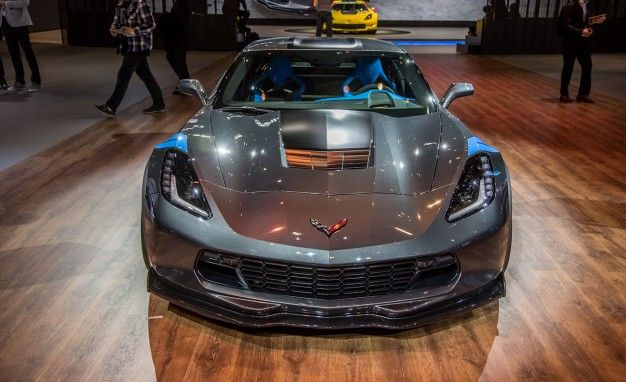 2017 Chevrolet Corvette Grand Sport Collector Edition—It's for Collectors!